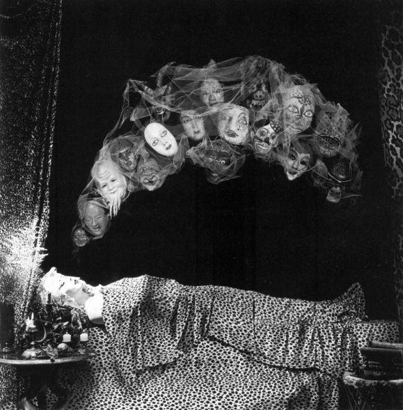 Dreams-of-transformation-tableau-vivant-by-American-artist-Steven-Arnold