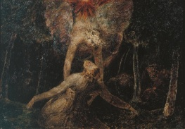 The Agony in the Garden c.1799-1800 William Blake 1757-1827 Presented by the executors of W. Graham Robertson through the Art Fund 1949 http://www.tate.org.uk/art/work/N05894