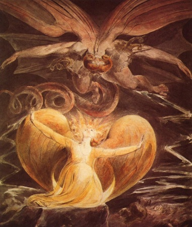William-Blake-The-Great-Red-Dragon-and-the-Woman-clothed-with-the-sun